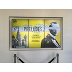 Dave Malloy's #Preludes at #LincolnCenter #LCT3 was very cool theater. Cast is phenomenal.