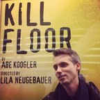 My friend and hero Abe Koogler premiered his provocative, gritty new play Kill Floor this week at Lincoln Center and I couldn't be happier for him! I was blown away by the originality of the writing, the strength of the performances, and the sleek minimalist set design! Tickets are scarce, but SEE THIS PLAY!!! #LCT3 \U0001f44f\U0001f3fb\U0001f44f\U0001f3fb\U0001f44f\U0001f3fb