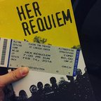 I thoroughly enjoyed this play and will now officially double down on my talent crush on Mare Winningham. And will add Peter Friedman and raise myself a Greg Pierce. #lct3 #herrequiem Congrats all.