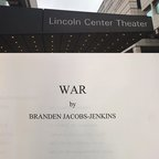 Day 1 at Lincoln Center Theater #LCT3 so excited to be getting back on stage!!!! First show May 21st. #War #BrandenJacobsJenkins  #Actor #TheaterGirl