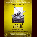 Nothing but the truth... Unless you've got something better... #Verite #LCT3 get tickets now